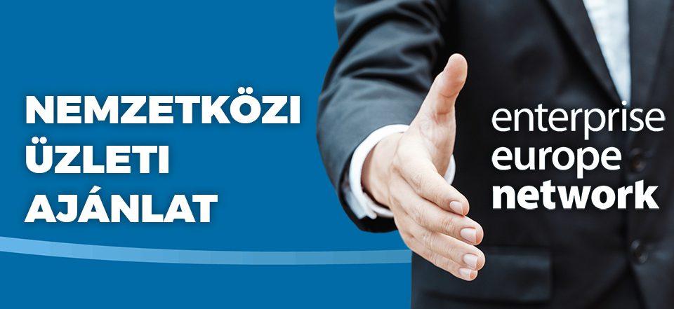 kereskedelmi partnert keres)