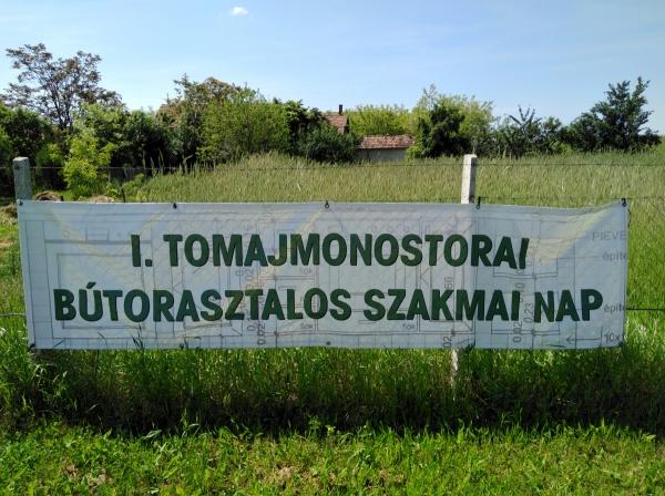 I. Tomajmonostorai Bútorasztalos Szakmai Nap
